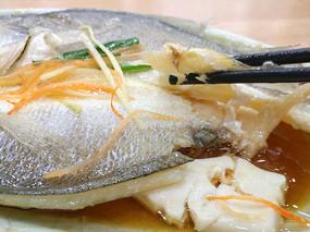 鲜美姜丝鱼