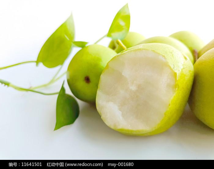新疆香梨圖片