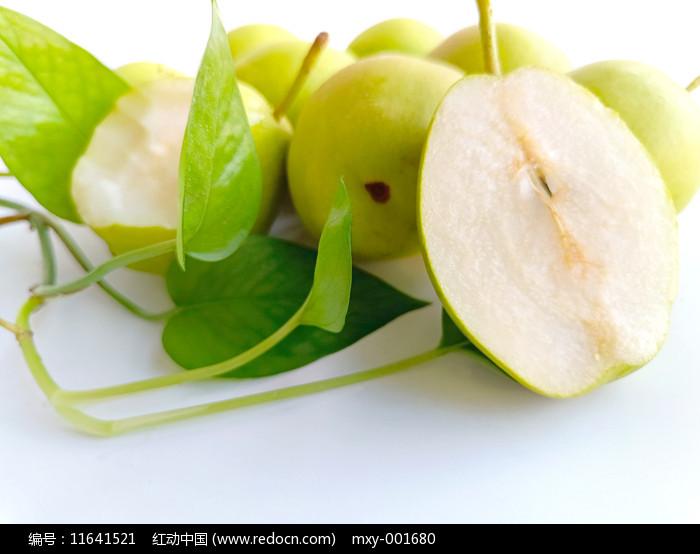 新鲜香梨图片