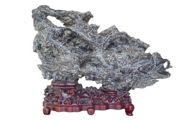 奇石艺术盆景摆件