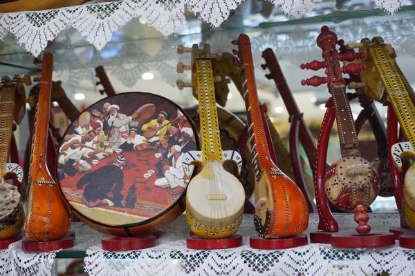 新疆乐器图片