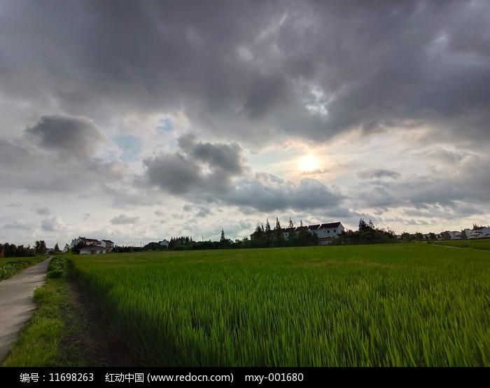 稻香村庄图片