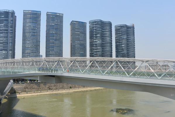 成都锦江城市风光