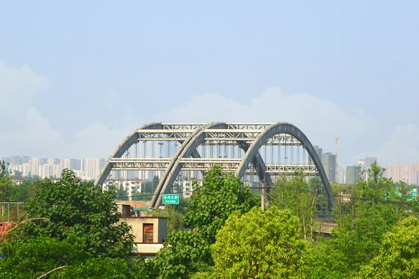 成都绕城高速公路府河大桥
