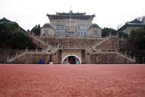 湖北武汉大学建筑群