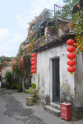 深圳甘坑客家小传统客家民居