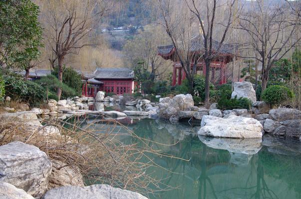 华清宫园林景观
