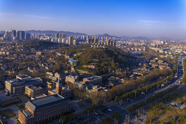 镇江西津渡历史文化街区