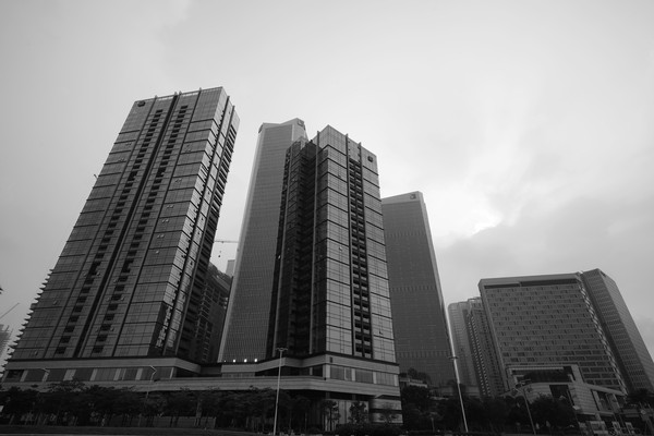 深圳前海高楼建筑大厦