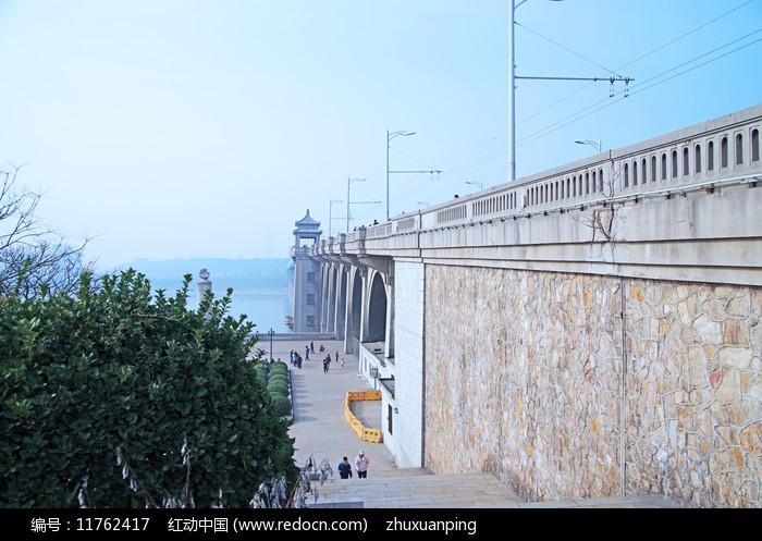 长江大桥图片