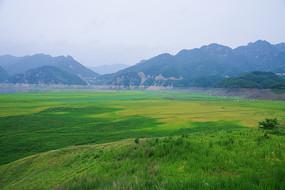 绿江村的美丽景色
