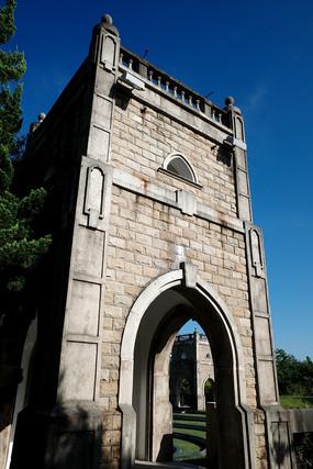 上海奉贤四季园欧式城堡