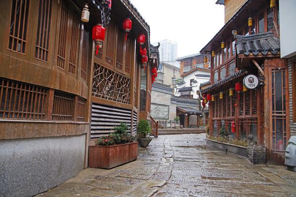 湖南长沙化龙池历史文化街区