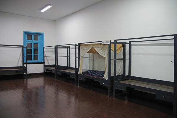 湖南第一师范学院寝室宿舍