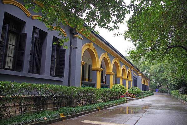 湖南第一师范学院现代建筑