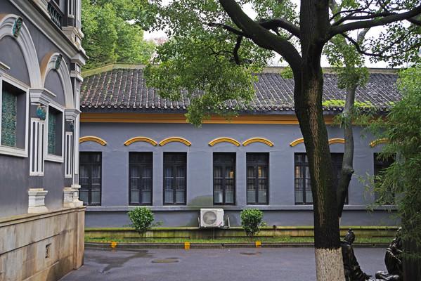 湖南第一师范学院西式建筑