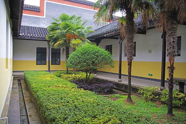 湖南第一师范学院园林建筑