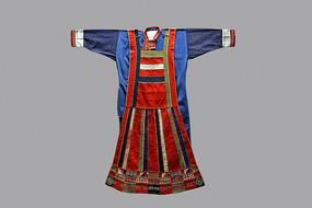彝族撒尼支系女服