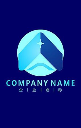 a字母开头logo